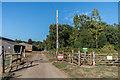 TQ2557 : Perrotts Farm by Ian Capper