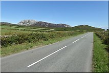SH2181 : Holyhead Mountain and South Stack Road by DS Pugh