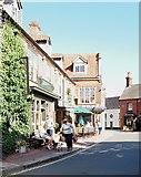 TG0738 : High Street Vicinity, Holt, Norfolk by David Hallam-Jones