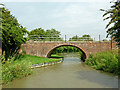 SP6175 : Clay Barn Bridge east of Yelvertoft in Northamptonshire by Roger  Kidd