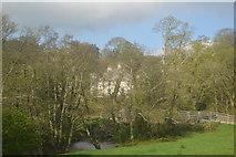 SX1061 : Restormel Manor by N Chadwick