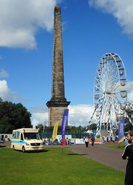 Nelson Monument, Glasgow Green
