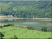 NS0179 : Fields by Loch Riddon by Thomas Nugent