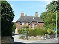 SK3516 : Former Holy Trinity Vicarage, Wilfred Place, Ashby-de-la-Zouch by Alan Murray-Rust