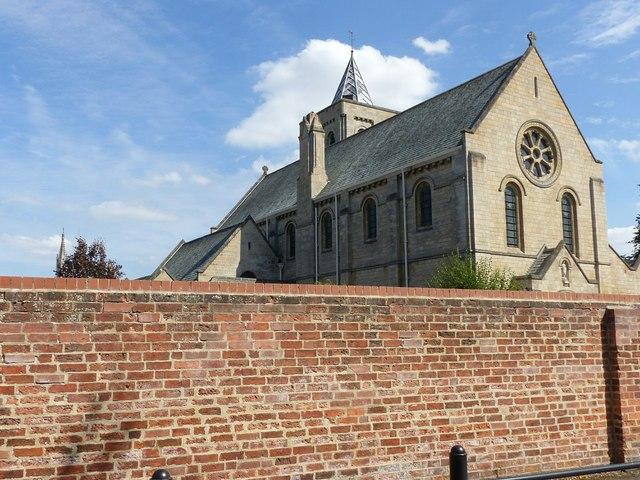 Church of Our Lady of Lourdes, Ashby-de-la-Zouch