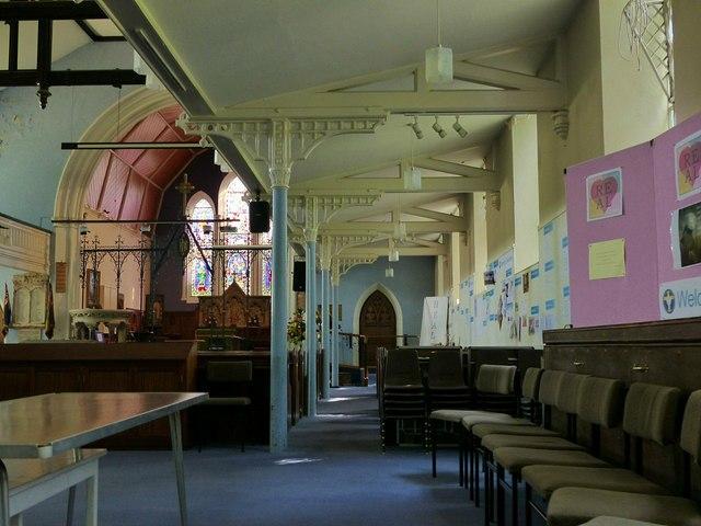 Church of The Holy Trinity, Ashby-de-la-Zouch