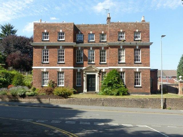 The (former) Mansion House, Kilwardby Street, Ashby-de-la-Zouch
