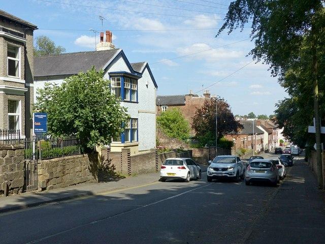 Kilwardby Street, Ashby-de-la-Zouch