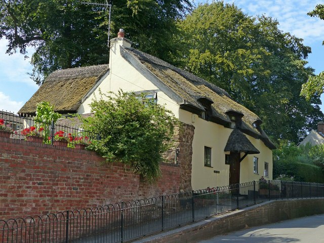 Thatched cottage, 1 Hill Street, Ashby-de-la-Zouch