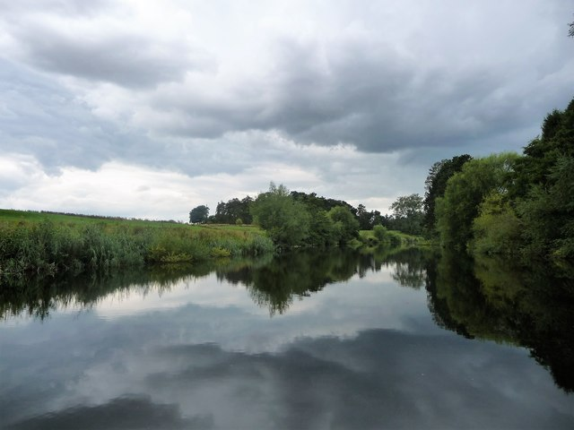 The River Ure, near Newby Hall