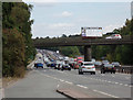 TL7711 : Terling Hall Road Bridge, Crix by Adrian Cable