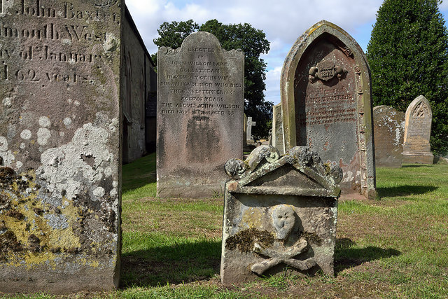 St Helen's Churchyard, Cornhill
