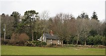SX5857 : Crownhill Cottage by N Chadwick