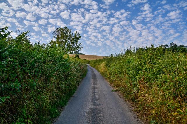 Mid Devon : Downhayne Hill