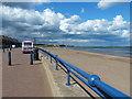 NU0051 : Promenade and beach at Spittal, Berwick-upon-Tweed by Mat Fascione