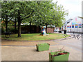 SJ8794 : Levenshulme Village Green by David Dixon