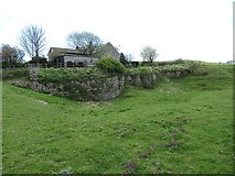 NY9569 : Keepwick Fell Quarry by Les Hull