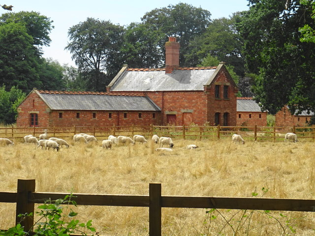 Clumber Park - Old Kennels