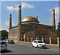 SK6003 : Umar Mosque in Evington, Leicester by Mat Fascione