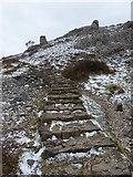SH7783 : Footpath to Penmynydd by Chris Gunns
