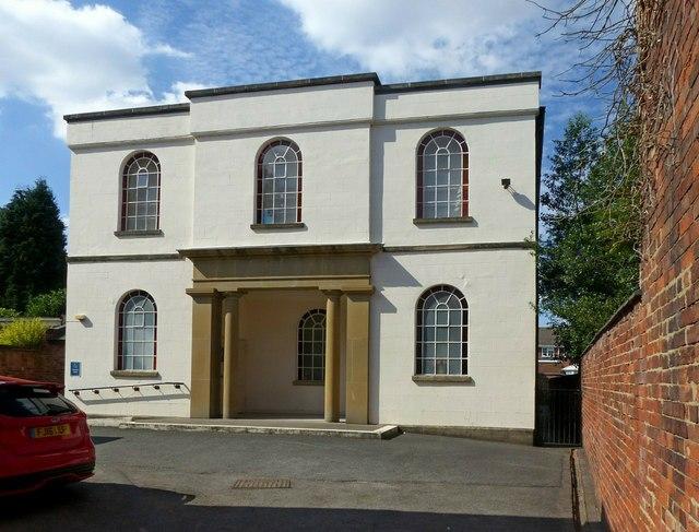 Congregational Church, Ashby-de-la-Zouch