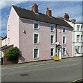 SK3516 : 12 & 10 Kilwardby Street, Ashby-de-la-Zouch by Alan Murray-Rust