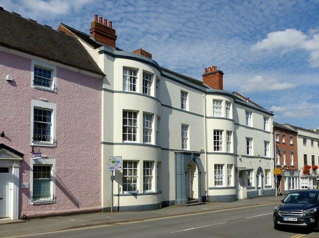 Kilwardby House, 8 & 6 Kilwardby Street, Ashby-de-la-Zouch