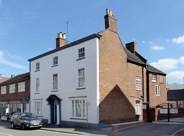 Hendon House, 3 Kilwardby Street, Ashby-de-la-Zouch