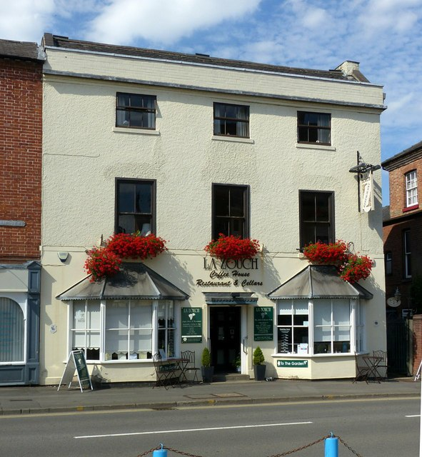 La Zouch Restaurant, 2 Kilwardby Street, Ashby-de-la-Zouch