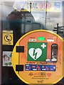 SH7877 : Reflections on a defibrillator by Richard Hoare