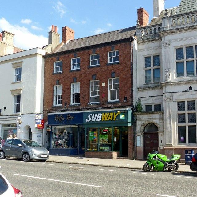 66 & 68 Market Street, Ashby-de-la-Zouch