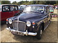 TF1207 : Rover P4 at the Maxey Classic Car Show, August 2018 by Paul Bryan