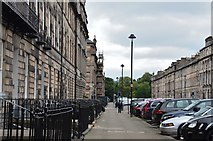 NT2574 : Great King Street, Edinburgh by Jim Barton