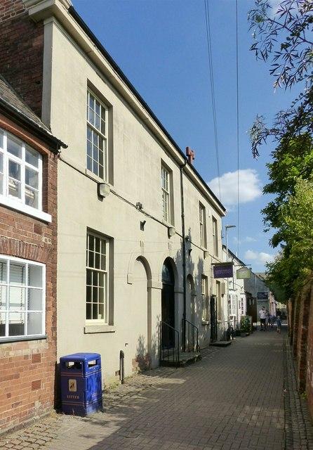 Former Baptist Chapel, Mill Lane, Ashby-de-la-Zouch
