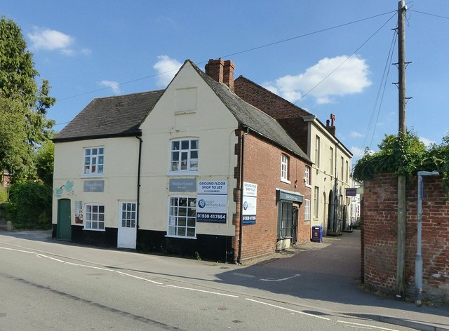 26 North Street and 9 Mill Lane, Ashby-de-la-Zouch