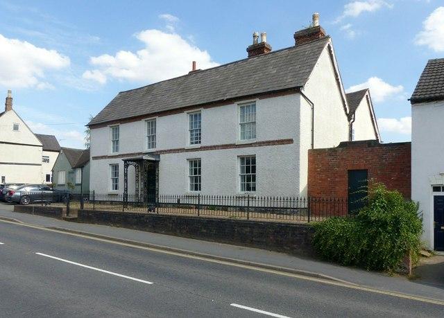 Ivy House, 50 Wood Street, Ashby-de-la-Zouch