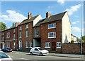 SK3616 : 70 & 68 Wood Street, Ashby-de-la-Zouch by Alan Murray-Rust