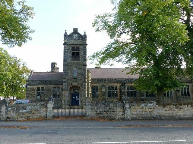 Former Boys' Grammar School, Ashby-de-la-Zouch