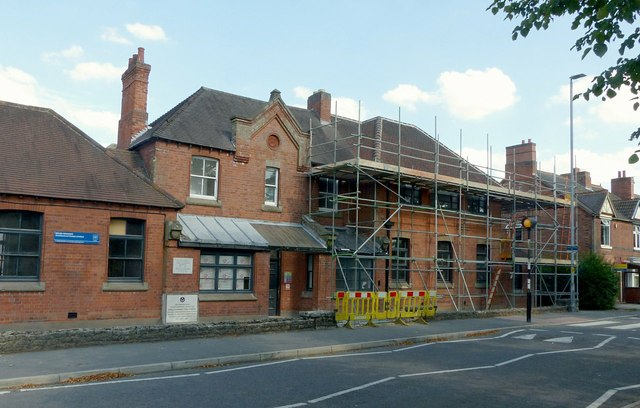 Former Ashby Cottage Hospital, Leicester Road, Ashby-de-la-Zouch