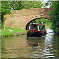 SP6180 : South Kilworth Road Bridge in Northamptonshire by Roger  Kidd