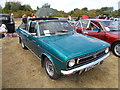 TF1207 : 1975 Morris Marina at the Maxey Classic Car Show, August 2018 by Paul Bryan