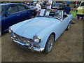 TF1207 : 1964 MG Midget at the Maxey Classic Car Show, August 2018 by Paul Bryan