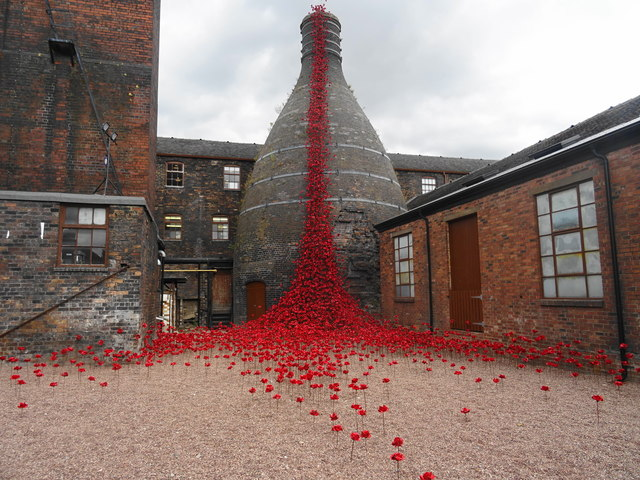 Weeping Window at Middleport Pottery
