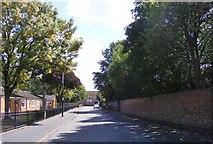 SO9593 : Regent Street View by Gordon Griffiths