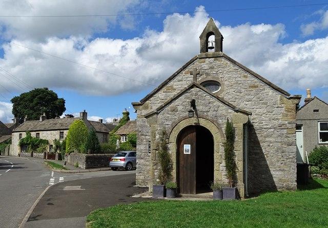 St Hugh's Church, Foolow