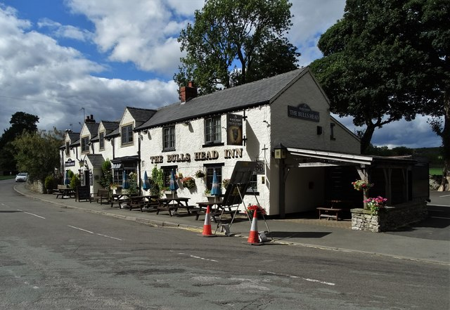"""The Bull's Head Inn"", Foolow"