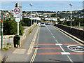 SX9372 : A379, Shaldon Bridge by David Dixon