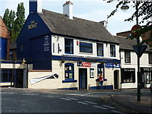 SJ9400 : The Boat Inn, Wednesfield by Richard Law