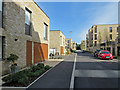 TL4555 : Trumpington: along Hawkey Road by John Sutton