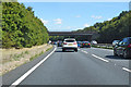TM1241 : A12 towards Ipswich by Robin Webster